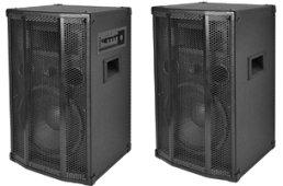 SAL PAX 25/A aktív multimédiás hangfal pár