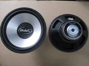 macAudio Ice Storm 130, 30cm-es mély hangszóró