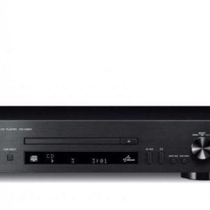YAMAHA CD-N301 hálózati cd lejátszó fekete vagy ezüst színben