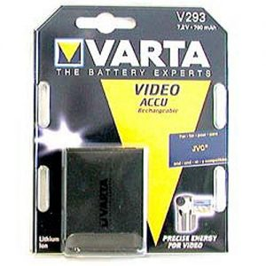 Varta V293 JVC,Thomson kamerákhoz 7.2V 700mAh Li-ion