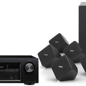 DENON AVR-X540BT +DENON SYS-2020 házimozi szett