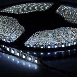 IP65 Hideg fehér LED szalag 120 LED/m