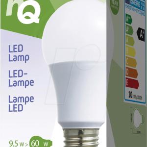 HQ 9.5W~60W, E27 normál gömb LED égő
