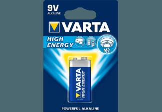 VARTA High Energy 9V Alkáli elem