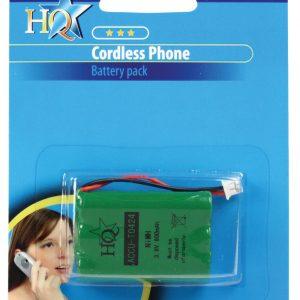 HQ Cordles Phone 3.6V 600mAh Ni-MH