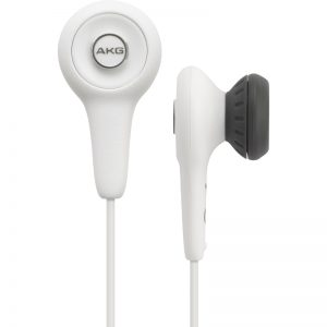 AKG Y10 White fülhallgató