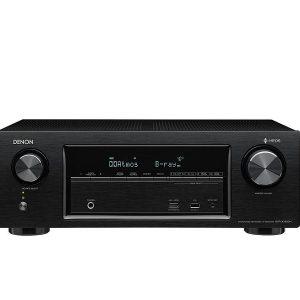 DENON AVR-X1400H  házimozi rádióerősítő 7.2 HD