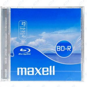 Maxell Blu-ray 25gb