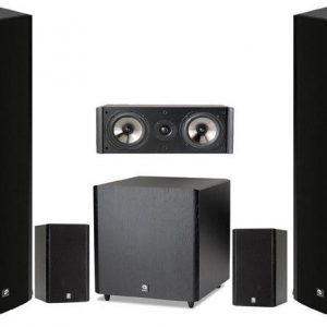 Boston Acoustics 5.1 CS 260/23/225/SUB10 MKII