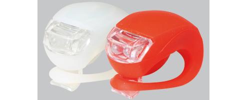 Kerékpárlámpa készlet, LED-es BV 10
