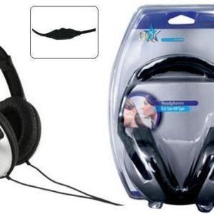 HQ-HP137HF6 nagyméretű fejhallgató (6m-es kábel)
