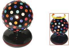 DL 27 Világító forgó gömb
