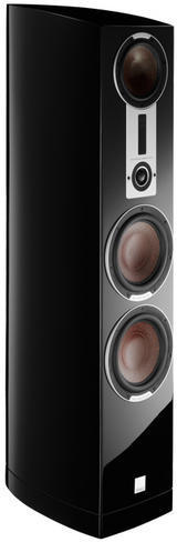 DALI Epicon 8 High End hangsugárzópár, lakk fekete színben