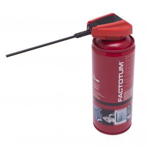 FACTOTUM 3in1 univerzális kenő, védő tisztító spray 400ml