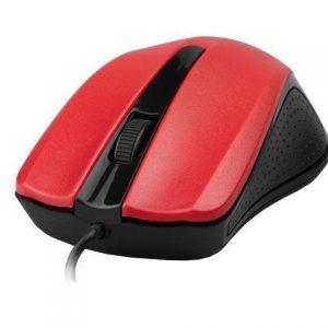Gembird MUSW-101 RED USB egér