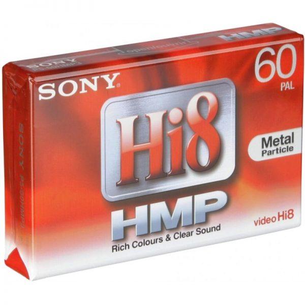 Sony Hi8 HMP 60 perc