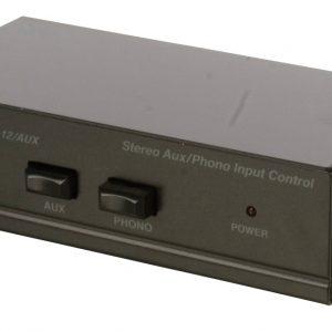 HQ PRE AMP-12/AUX