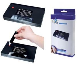 HQ CLP-020 VHS fejtisztító kazetta