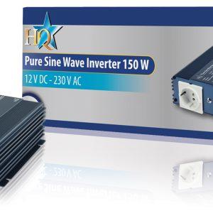HQ Pure150-12 színuszhullámú inverter