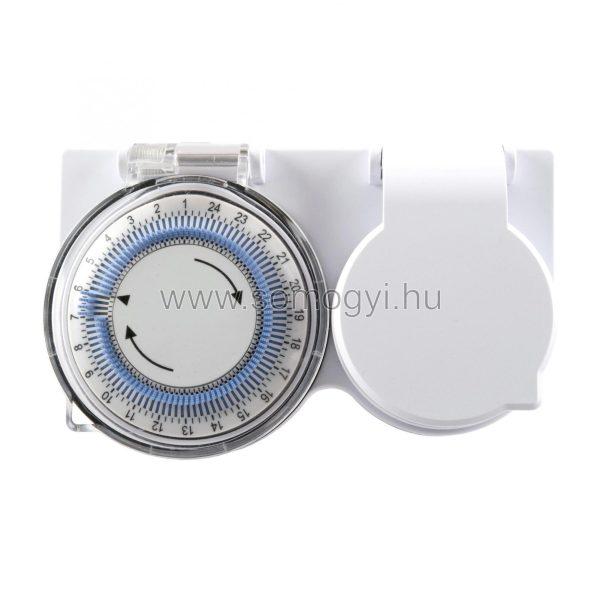 Home TS MD5 Mechanikus kültéri napi időzítőkapcsoló 24h/15min