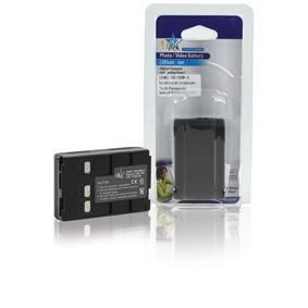 HQ Utángyártott akku Panasonic kamerákhoz 4.8V 2100mAh Ni-MH CAMC.VB10NM-A