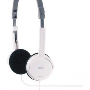 JVC HA-L50-W összecsukható zárt sztereó fejhallgató