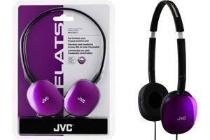 JVC HA-S160 flat sztereó fejhallgató