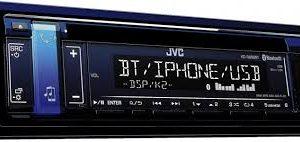 JVC KD-R889BT Bluetooth/USB/AUX fejegység