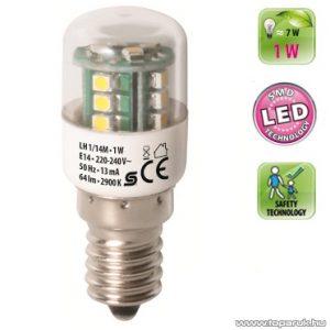 Home 1W LED égő E14