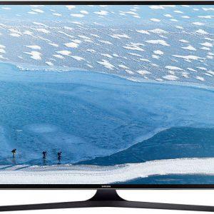SAMSUNG UE40KU6000 ívelt, 101cm-es, SMART, 4K-UHD, HDR Premium tv