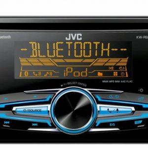 JVC KW-R920BT 2DIN USB/Bluetooth fejegység