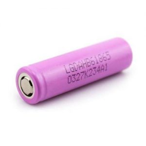 LG 18650 akku 3.7V 3000mA