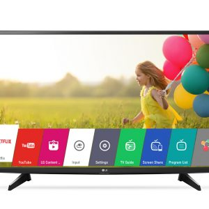LG 43LJ594V 43&quot Full HD Smart LED TV (1000Hz PMI,Beépített Wi-Fi,webOS 3.5)