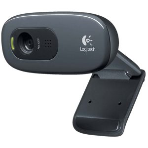 Logitech Webkamera USB 2.0 3 MPixel 720p