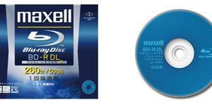 Maxel Blu-ray 50gb