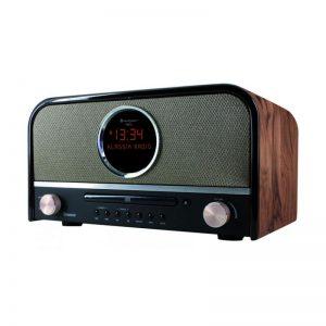 Soundmaster NR-850 Nosztalgia rádió: DAB+ / FM rádió / CD játszó / Bluetooth / USB