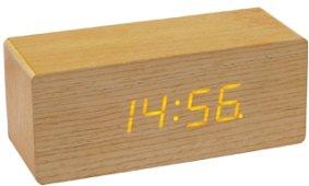 HOME OC01 Fa óra, és dátumkijelzés