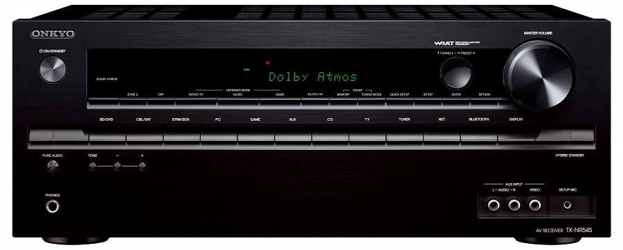 Onkyo TX-NR545 7.2 házimozi erősítő - Műszaki Pince 8f3ad91c35
