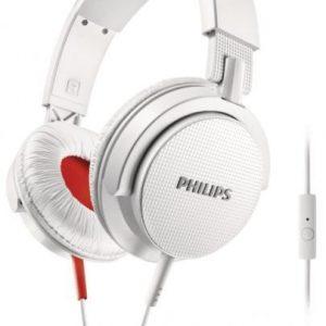 PHILIPS SHL3105WT DJ fejhallgató mikrofonnal