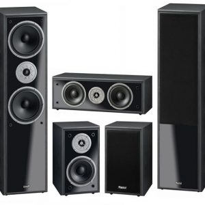 Magnat Monitor Supreme 800 (800+100+250c)5.0 Hangfal szett - lakk fekete