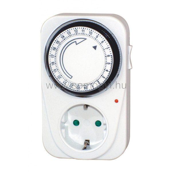 Home TG3 Mechanikus beltéri napi időzítőkapcsoló 24h/15min