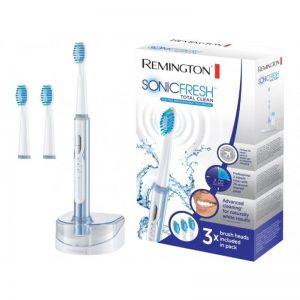 REMINGTON SONICFRESH elektromos tölthető fogkefe 3+4 fejjel