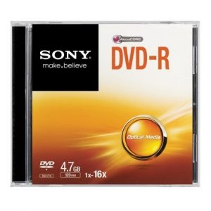 Sony DVD-R 4.7GB