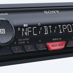 Sony DSX-A 400BT fejegység