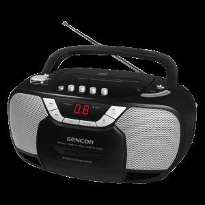 Sencor SPT 207 kazettás CD-rádió