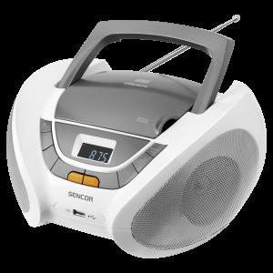 Sencor SPT 232 Hordozható rádió, CD