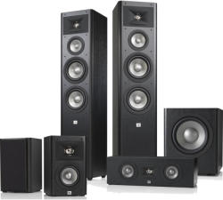 JBL STUDIO 280/220/225C/SUB250 5.1 hangfalszett (fekete)