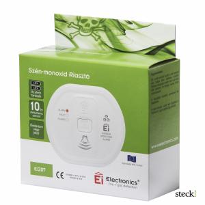 STECK Ei 207 szén-monoxid érzékelő