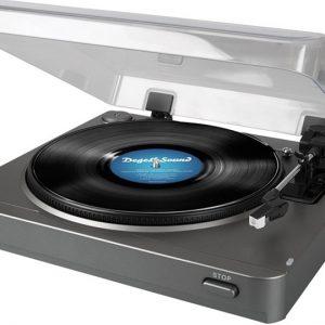 SENCOR STT 312UR lemezjátszó, USB felvételi lehetőséggel