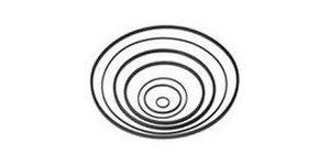 150 mm átm. ékszíj TESLA NZC 150 lemezjátszóhoz